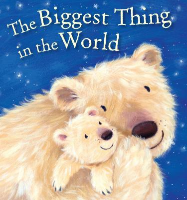 The The Biggest Thing in the World by Kenneth Steven