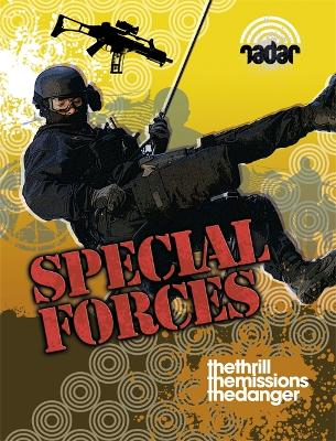 Radar: Police and Combat: Special Forces by Adam Sutherland