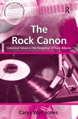 Rock Canon book