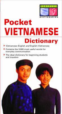 Pocket Vietnamese Dictionary book