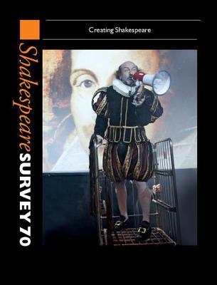 Shakespeare Survey 70: Volume 70 book