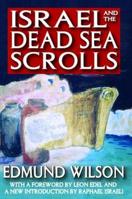 Israel and the Dead Sea Scrolls book