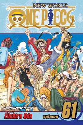 One Piece, Vol. 61 by Eiichiro Oda