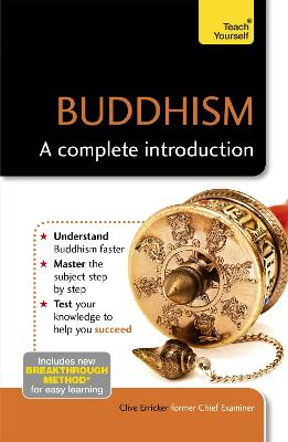 Buddhism: A Complete Introduction: Teach Yourself by Clive Erricker