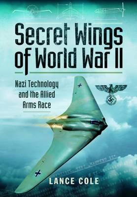 Secret Wings of WW II book