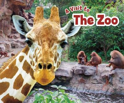 The The Zoo: A 4D Book by Blake A. Hoena