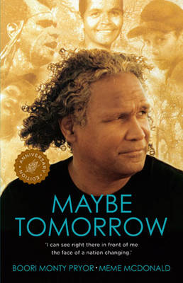 Maybe Tomorrow book