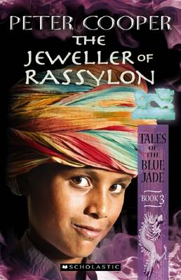 The Jeweller of Rassylon by Peter Cooper