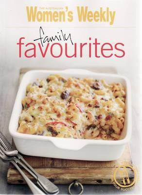Family Favourites by Pamela Clark