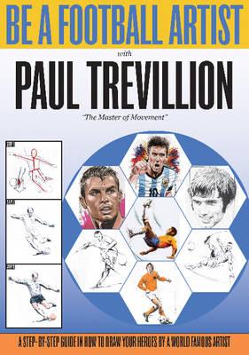 Be A Football Artist book