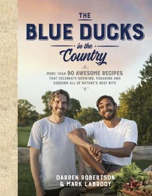The Blue Ducks in the Country by Darren Robertson