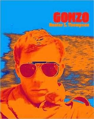 Gonzo by Hunter S. Thompson by Ben Corbett