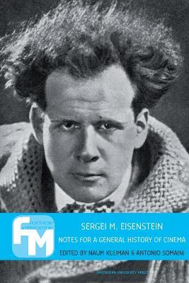 Sergei M. Eisenstein by Naum Kleiman