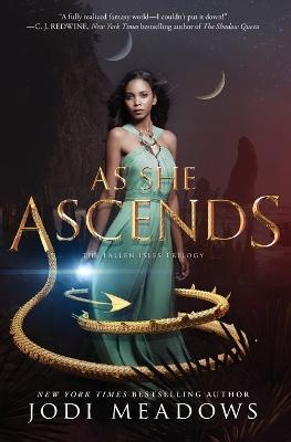 As She Ascends by Jodi Meadows