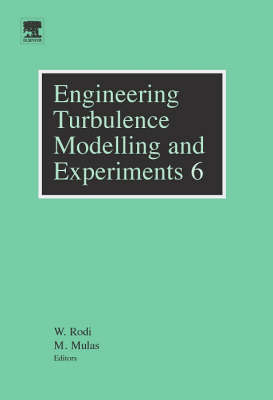 Engineering Turbulence Modelling and Experiments 6 by Wolfgang Rodi