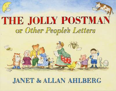 Jolly Postman by Allan Ahlberg