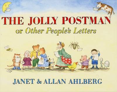 The Jolly Postman by Allan Ahlberg
