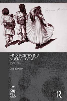 Hindi Poetry in a Musical Genre book