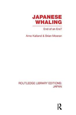 Japanese Whaling? by Arne Kalland