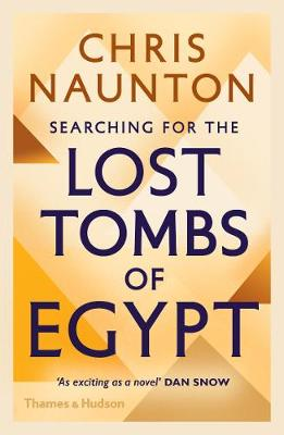 Searching for the Lost Tombs of Egypt book