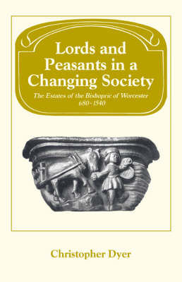 Lords and Peasants in a Changing Society book