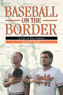 Baseball on the Border book