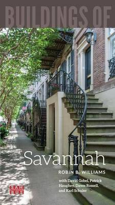 Buildings of Savannah by Patrick Haughey