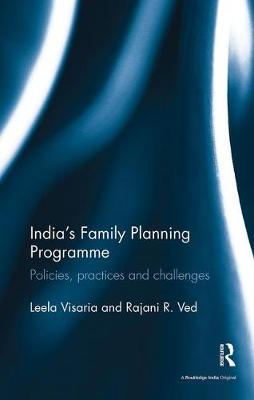 India's Family Planning Programme book
