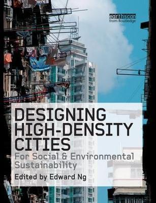 Designing High-Density Cities book