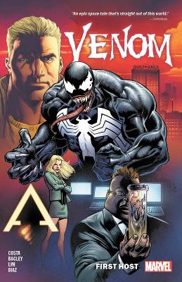 Venom: First Host by Mike Costa