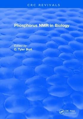 Phosphorus NMR in Biology by C. Burt