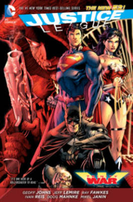 Justice League: Trinity War TP (The New 52) by Doug Mahnke