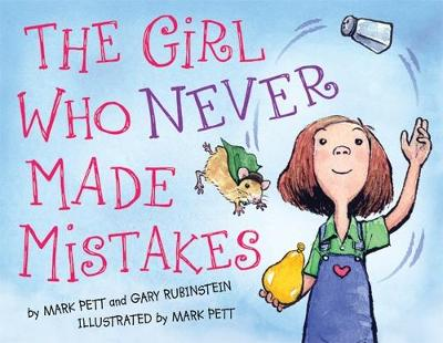 Girl Who Never Made Mistakes by Kate Pankhurst