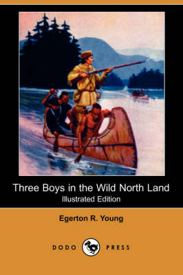 Three Boys in the Wild North Land (Illustrated Edition) (Dodo Press) book