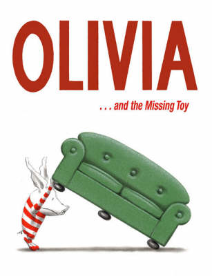 Olivia . . . and the Missing Toy book