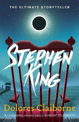 Dolores Claiborne book