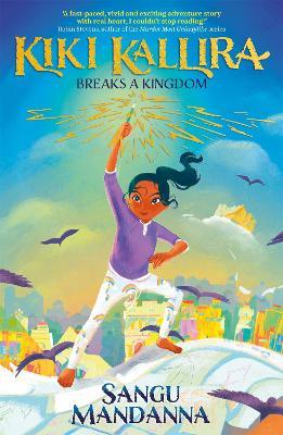 Kiki Kallira Breaks a Kingdom book