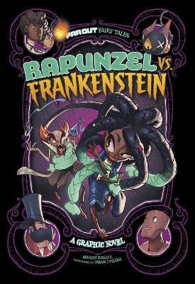 Rapunzel vs. Frankenstein by Martin Powell