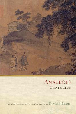 The Analects by David Hinton