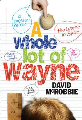 Whole Lot of Wayne book