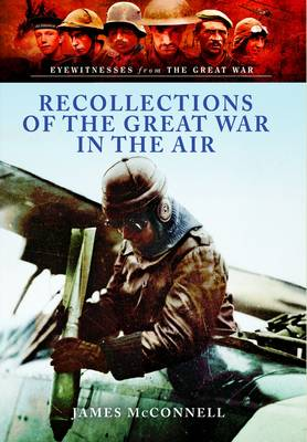 Recollections of the Great War in the Air book