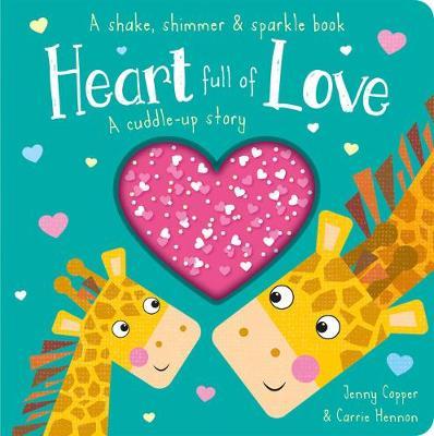 Heart Full of Love by Jenny Copper