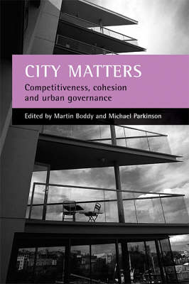City matters by Martin Boddy
