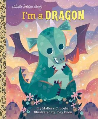 I'm a Dragon book