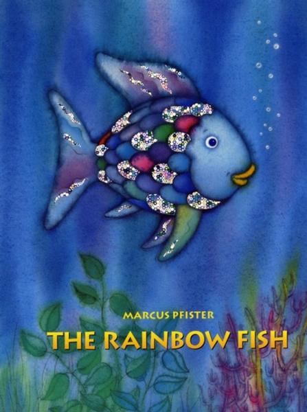 The Rainbow Fish by ,Marcus Pfister