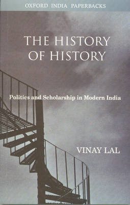 The History of History by Vinay Lal