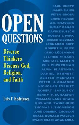 Open Questions by Luis F. Rodrigues