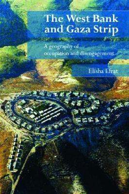 West Bank and Gaza Strip by Elisha Efrat