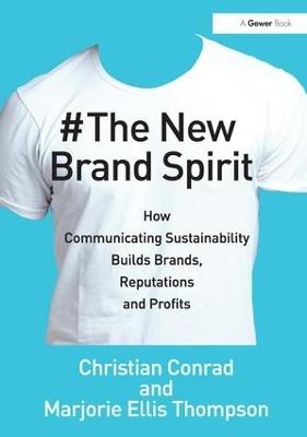 New Brand Spirit book