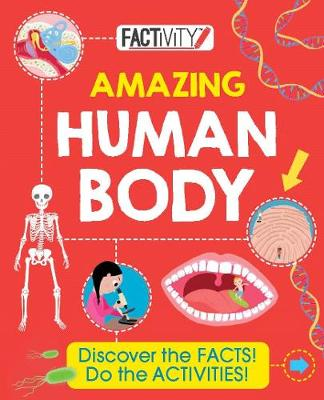 Factivity Amazing Human Body book